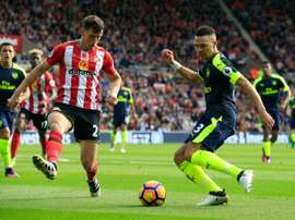 Gibbs es uno de los jugadores menos utilizados por Wenger. AFP