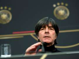 New-look Germany aren't among Euro 2020 favourites - Loew. AFP