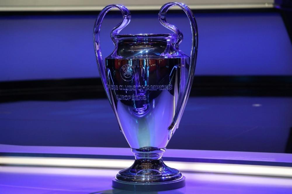 ¡Vuelve la Champions League! AFP