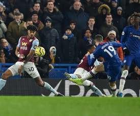 Mount, Abraham sink Villa as Chelsea return to form. AFP