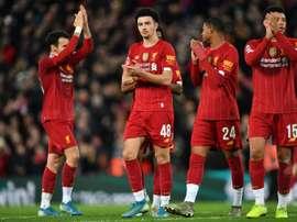 Liverpool raise their offer for Ugurcan Cakir. AFP