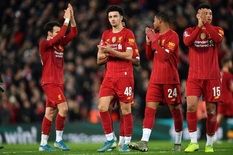 Liverpool insiste em Ugurcan Çakir. AFP