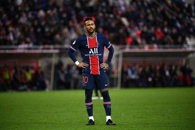 Les compos probables du match de Ligue 1 entre Nîmes et le PSG. AFP
