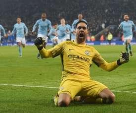 'citizens' marcaram três gols sem resposta dos 'gunners'. EFE