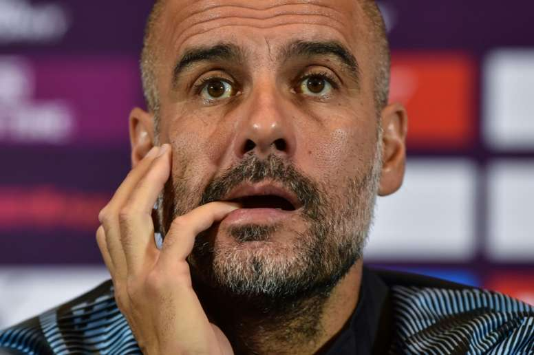 Guardiola blasts 'false' report of Man City 'disrespect' in China