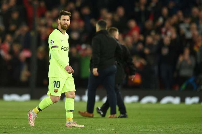 Brexit could leave Messi or Cristiano without Champions League. AFP