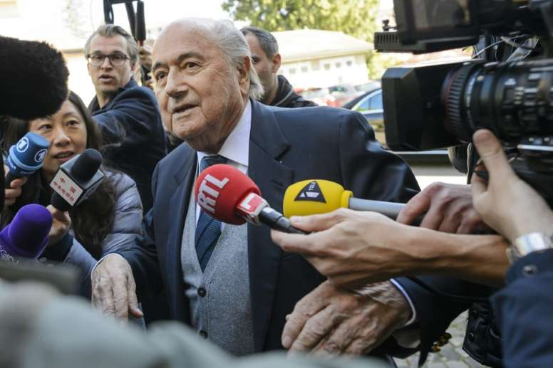 Blatter says European draws have been fixed - BeSoccer