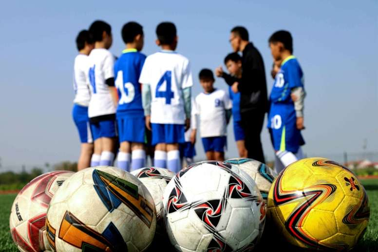 China wants football to be 'bridge with the world': top FA official. AFP