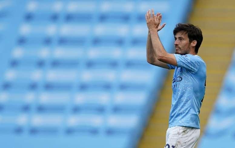 Silva has last shot at European glory before Man City goodbye