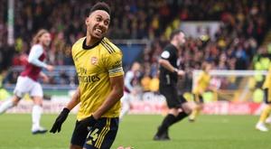 Sagna évoque la saison d'Arsenal. AFP