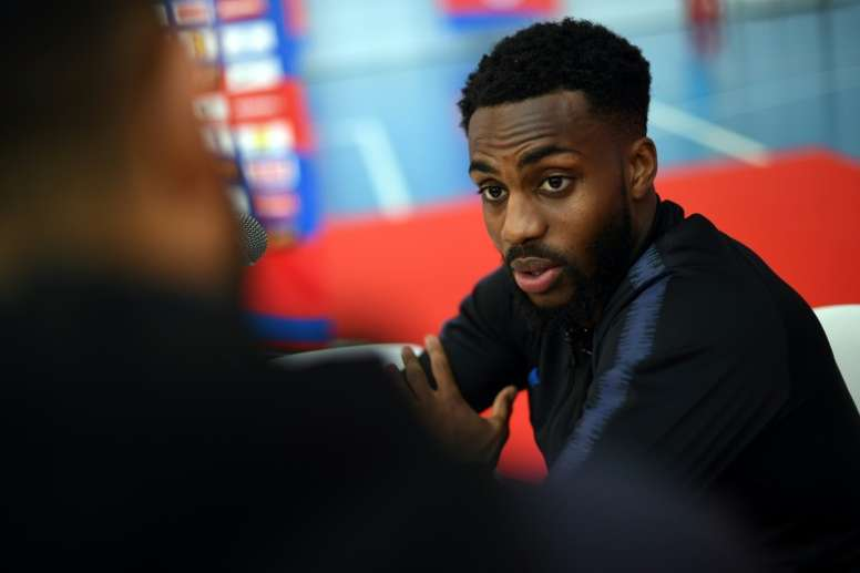 Danny Rose revealed his period of depression before the World Cup. AFP