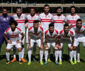 Zamalek are one of the two teams in the big Cairo derby. AFP