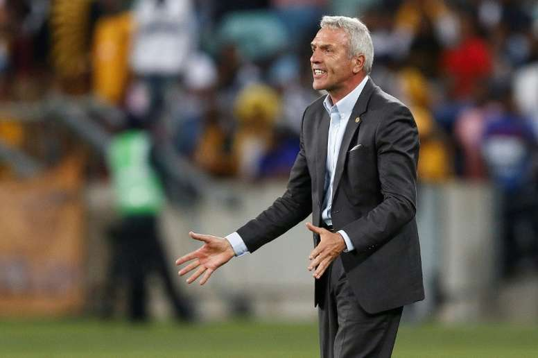 Kaizer Chiefs lost. AFP