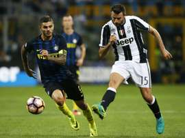 A Inter pergunta a Juve por Dybala. AFP