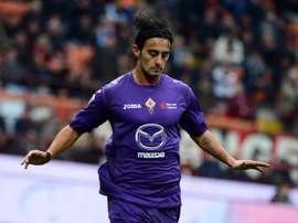 El histórico Alberto Aquilani rescindió su contrato con el Pescara. AFP