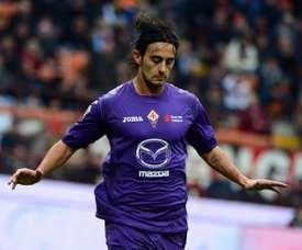 L'historique Alberto Aquilani a résilié son contrat avec Pescara. AFP