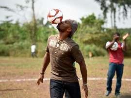 Drogba colgó recientemente las botas. AFP