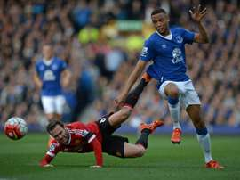 Sunderland are eyeing Brendan Galloway as their new player.AFP