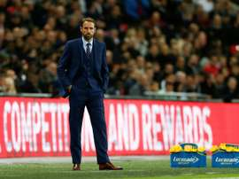 Southgate has some big calls to make at the back. AFP