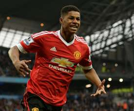 Marcus Rashford has scored eight goals in 18 appearances for Manchester United. BeSoccer