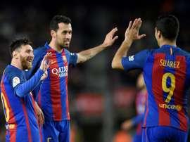 Un peu plus d'argent dans les caisses du FC Barcelone. AFP