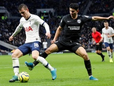 Lo Celso and Lamela send Spurs intoFA Cup fourth round. AFP