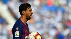 Garantía de gol. AFP