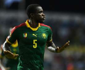 Camerún obró la remontada. AFP
