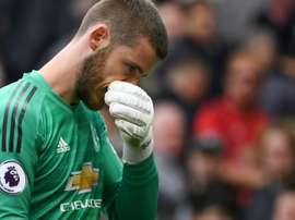 Five goalkeepers who could replace De Gea. AFP