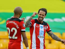 Southampton push Norwich closer to the drop. AFP
