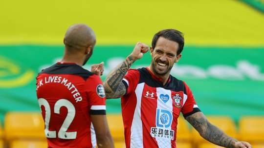 Ings is back. AFP