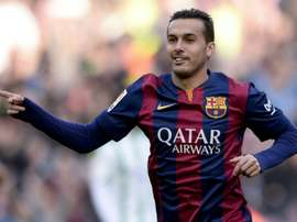 Pedro declares that Pique and Puyol are the best defenders