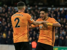 Honours even as Wolves, Sheff Utd maintain unbeaten runs. AFP