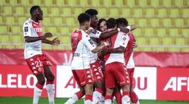 Monaco et Montpellier enchainent, Lens trébuche…  AFP