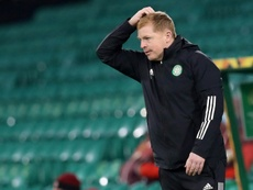 Celtic confirm second coronavirus case. AFP