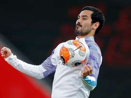 Gundogan is confident Manchester City will go through. AFP