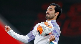 Gundogan urges Man City to shape up after FA Cup exit. AFP