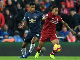 Clyne has signed for Palace. AFP