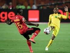 Billiat scored the winning goal for Zimbabwe over Somalia in the World Cup qualifier. AFP