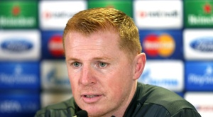 Neil Lennon will be Celtic manager next season. AFP