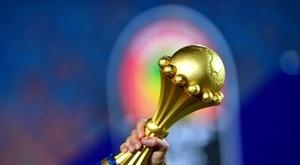 A Copa Africana de Nações foi adiada para 2022 por conta da pandemia. AFP