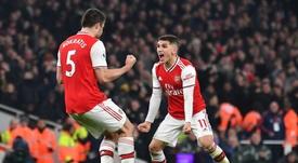 Dangote wants to buy Arsenal. AFP
