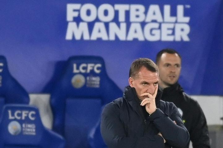 El Leicester se interesó en dos jóvenes para la temporada que viene. AFP