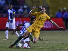 Australia frustrated in Honduras draw