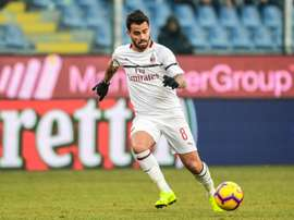 Suso put the game beyond doubt on 83 minutes. AFP