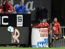 16-year-old in starring role as PSG defeated by Rennes. AFP
