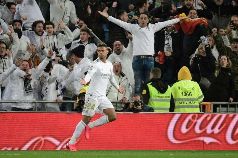 Mariano toujours pisté par l'AS Roma. AFP