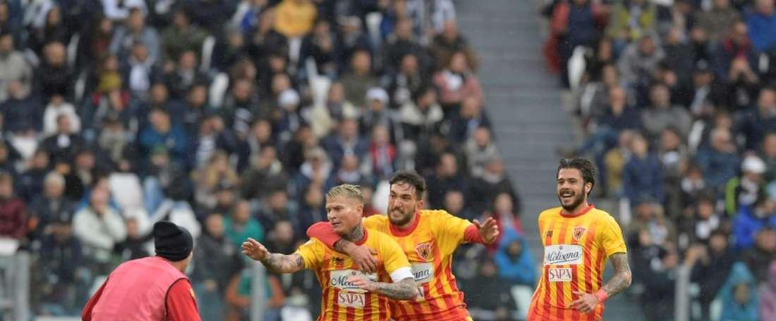 Le joueur est dans les papiers du Genoa et de l'Udinese. AFP