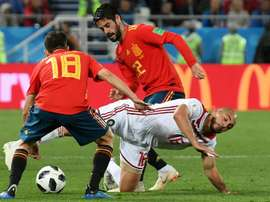 Spain face 'moment of truth' at World Cup, says Isco. AFP