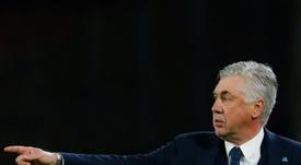Icardi es la prioridad de Ancelotti y Llorente, su 'plan B'. AFP